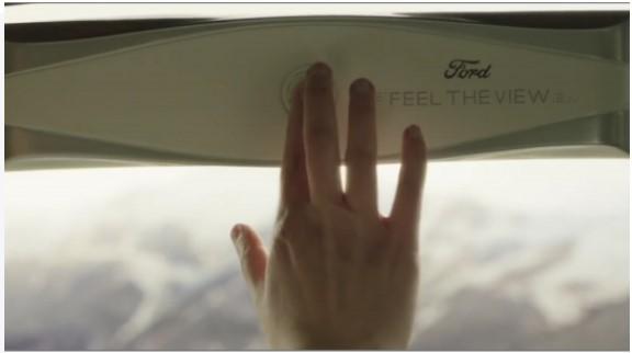 Ford pametni prozor