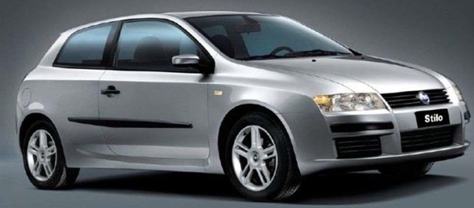 FIAT STILO 01- 3D