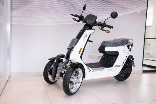 elektricni motor trocikl