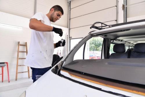 lepljenje vetrobrana auto stakla ivanic
